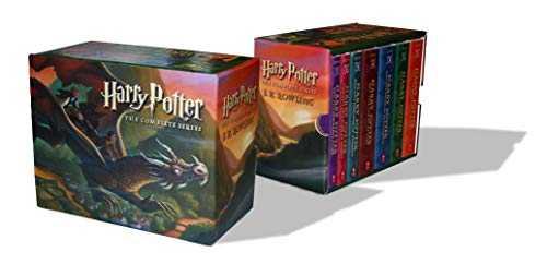 Harry Potter Paperback Boxed Set: Books #1-7