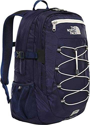 The North Face Borealis Classic Daypack Mixte Adulte, Montgbl/Vintgwt, FR Unique (Taille Fabricant : OS)