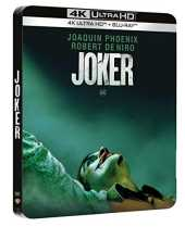 Joker - Steelbook 4K Ultra HD   Blu-Ray