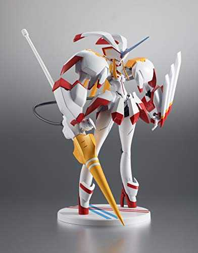 TAMASHII NATIONS Darling in The FRANXX Strelizia Darling in The FRANXX, Bandai RobotSpirits