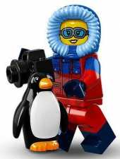 LEGO Minifigures Series 16 Wildlife Photographie minifigure [Loose]