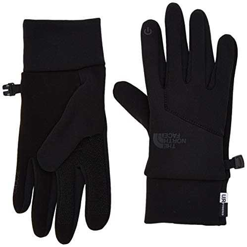 The North Face Etip Gants Mixte Adulte, TNF Black, FR : M (Taille Fabricant : M)