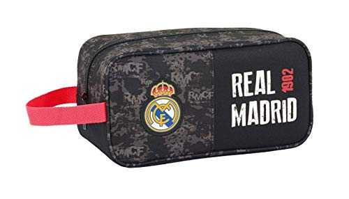 Real madrid cf Bolso Zapatillas zapatillero 29 cm.