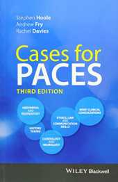 Hoole, S: Cases for PACES