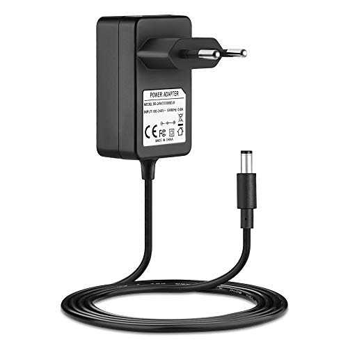 BERLS Bloc d'alimentation Adaptateur Secteur Universel 12V 2A (2000mA) Chargeur pour Disque Dur Externe Seagate, WD Western Digital, CN Memory, Telekom, Sharkoon, Medion, Verbatim, Toshiba