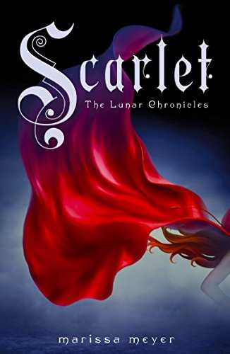 The Lunar Chronicles (Book 2): Scarlet