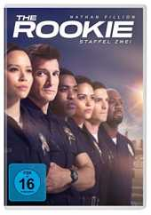 The Rookie - Staffel zwei [5 DVDs]