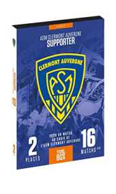 StadiumBox Tick&Box - Coffret Cadeau Places Match Rugby ASM Clermont Auvergne Supporter