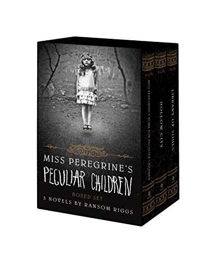 Miss Peregrine's Peculiar Children Boxed Set (EXP) (ANGLAIS)
