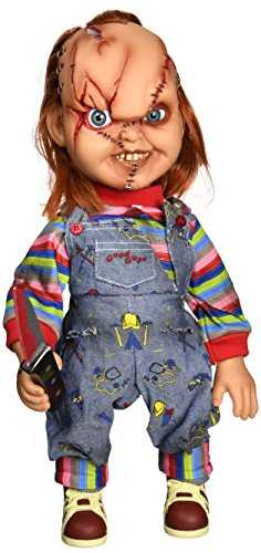 Action Figur Chucky-Child's Play Talking Chucky 38 cm [import allemand]