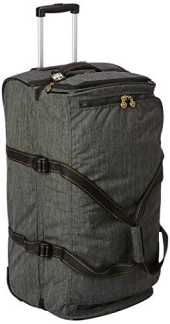 Kipling Teagan L Luggage 91 L Black Indigo