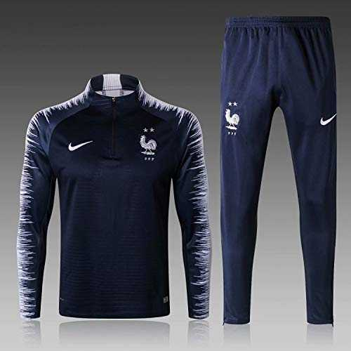 Survetement Equipe de France Bleu 2 Etoiles Collection 2019/2020 (L)