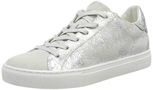 Crime London 25162pp1, Sneakers Basses Femme, Argenté (Silver 73), 39 EU