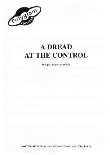 A DREAD AT THE CONTROL