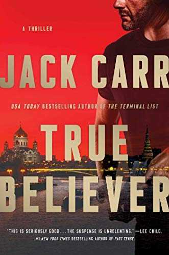True Believer: A Thriller (Terminal List Book 2) (English Edition)