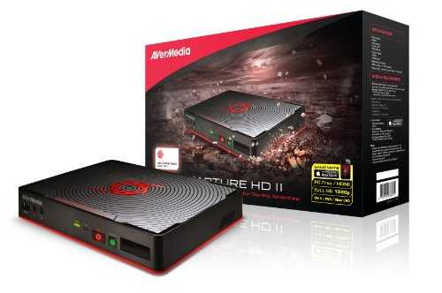 Avermedia 61C2850000AB-CED - Capturadora de video