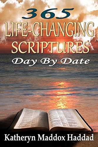 365 Life-Changing Scriptures Day by Date (English Edition)