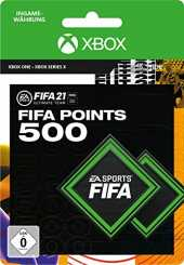 FIFA 21 Ultimate Team 500 FIFA Points | Xbox - Download Code