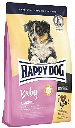 Happy Dog Baby Original Croquette pour Chien 10 kg