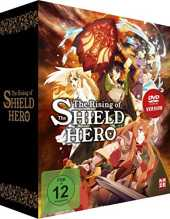 The Rising of the Shield Hero - Vol.1 - [DVD] mit Sammelschuber
