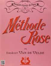 Méthode Rose 1ère année (version traditionnelle)