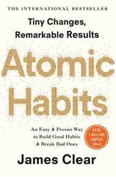 Atomic Habits: The life-changing million copy bestseller (English Edition)