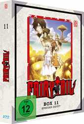 Fairy Tail - TV-Serie - Vol. 11 - [Blu-ray]