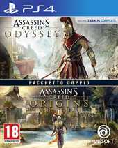 Compilation: Assassin´s Creed Origins + Odyssey - PlayStation 4