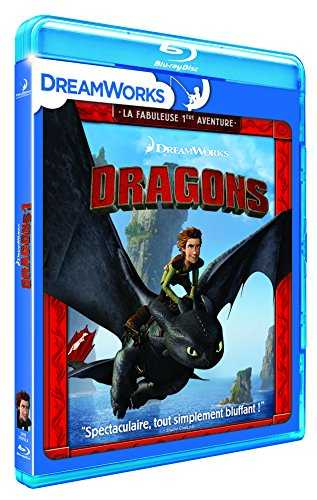 Dragons [Blu-ray]