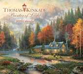 Thomas Kinkade Painter of Light 2020 Calendar