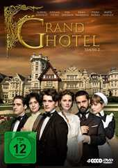 Grand Hotel - Staffel 2 [4 DVDs]