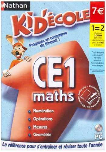 Kid´Ecole Maths CE1