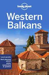 Western Balkans (Lonely Planet Travel Guide)
