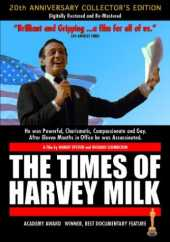 Times of Harvey Milk [Import USA Zone 1]