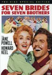 Seven Brides for Seven Brothers [Import USA Zone 1]