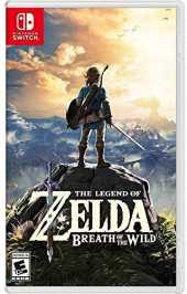 The Legend Of Zelda: Breath Of The Wild The Legend of Zelda: Breath of the Wild