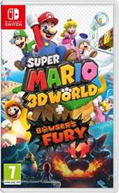 SUPER MARIO 3D WORLD BOWSER FURY