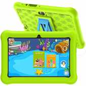 Tablet Niños con WiFi Android 10 Certificado por Google Tablet Infantil 2GB RAM 32GB ROM para Juegos Educativos.