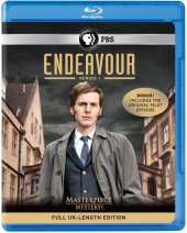 Endeavour: Series 1 (Masterpiece) [Blu-Ray]