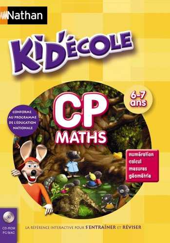 Kid Ecole CP Maths