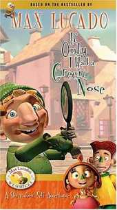 If Only I Had a Green Nose: A Story About Self-acceptance [Vhs] [Import USA]