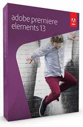 Adobe Premiere Elements 13 Upgrade