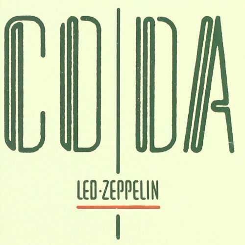 Coda Original recording remastered Edition by Led Zeppelin (1994) Audio CD