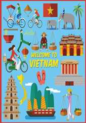 Hello! Welcome To Vietnam: Perfect Travel Journal & Notebook With Great Inspirational Matte Cover Design That Will Help you Daily, Weekly, Monthly In Writing Every Time You Want To visit Vietnam