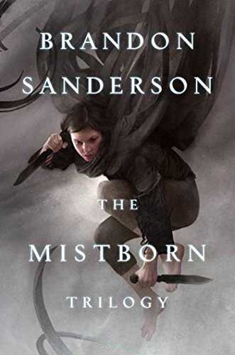 Mistborn Trilogy: The Final Empire, The Well of Ascension, The Hero of Ages (English Edition)