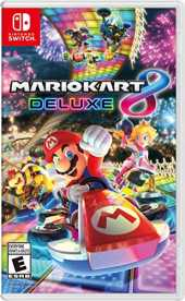 Switch - Super Mario Kart 8 - [AMERICAN VERSION]