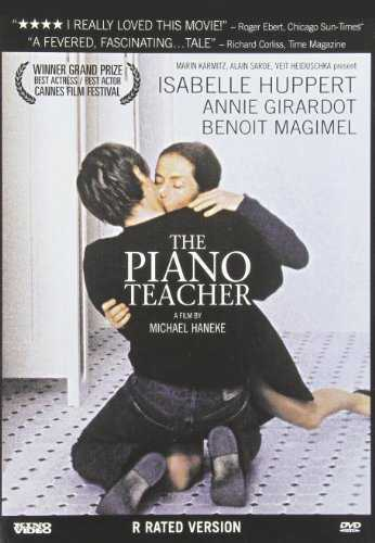 The Piano Teacher (la Pianiste)-(R-Rated Edition) [Import USA Zone 1]