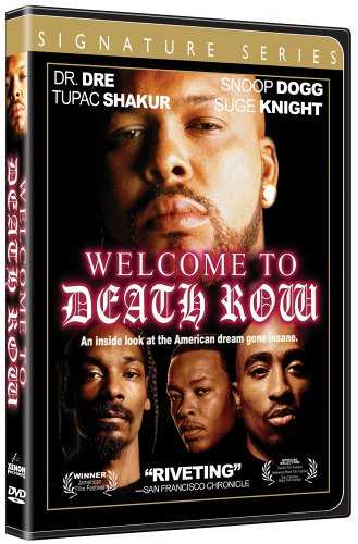 Welcome to Death Row: Signature Series [Reino Unido] [DVD]