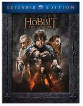 Hobbit: The Battle of the Five Armies [Blu-ray]