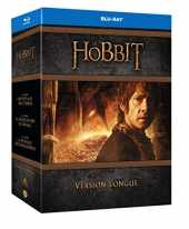 Le Hobbit - Version Longue - La Trilogie - Coffret Blu-Ray [Version longue - Blu-ray] [Version longue - Blu-ray]